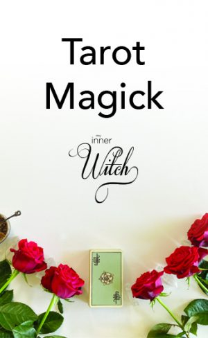 my inner witch- tarot magicking course online course magic tarot