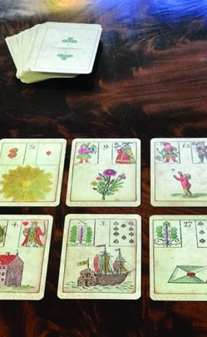my inner witch | lenormand